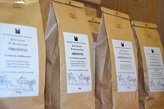 Ausgesuchte Tee-Spezialitäten