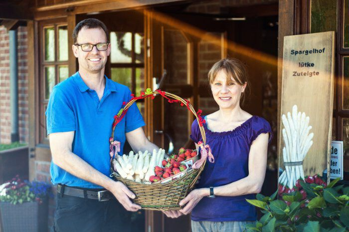 Spargel- und Erdbeerhof lütke Zutelgte
